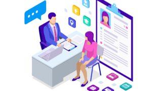 転職エージェントの面談の流れ